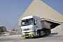 Renault Truck Delivers First Premiums to NR Parsons Transport