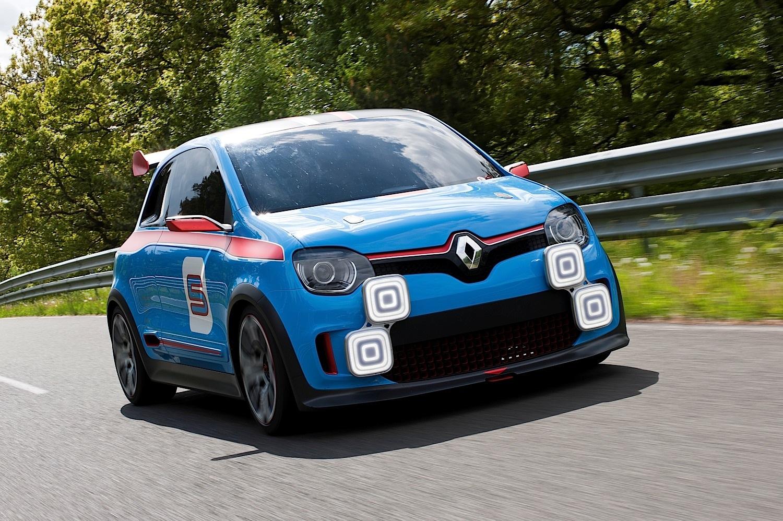 Renault twin run