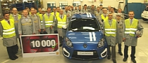 Renault Twingo RS Hits Production Landmark