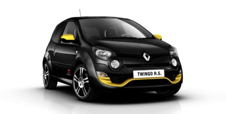 Renault Twingo RS Red Bull Racing RB7 [Photo Gallery]