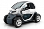 Renault Twizy: No Driving License Needed