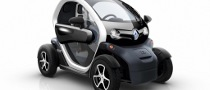 Renault Twizy Available from Under GBP7,000