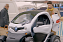 Renault Twizy Cargo Makes Video Debut [Video]