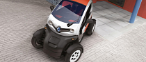 Renault Twizy Colour UK Pricing Announced