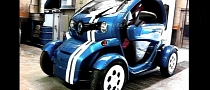 Renault Twizy - Gordini Conversion Looks Stunning!