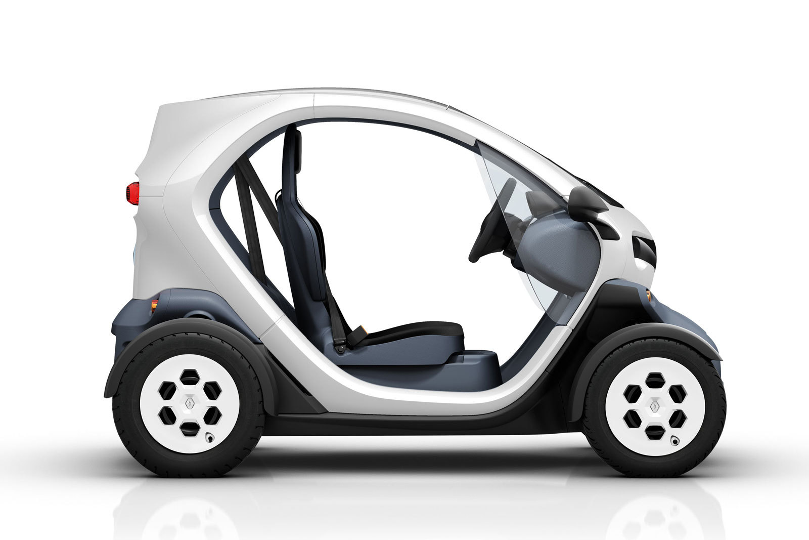 renault twizy launched in france autoevolution. Black Bedroom Furniture Sets. Home Design Ideas