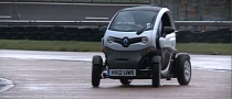 Renault Twizy Selling Well in Germany