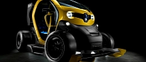 Renault Twizy Sport F1 In All Its Glory [Photo Gallery]