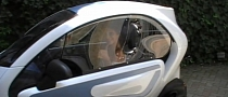 Renault Twizy Windows - Finally a Reality [Video]