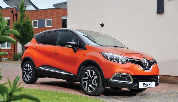 Renault UK Announces Range Updates for Clio & Captur