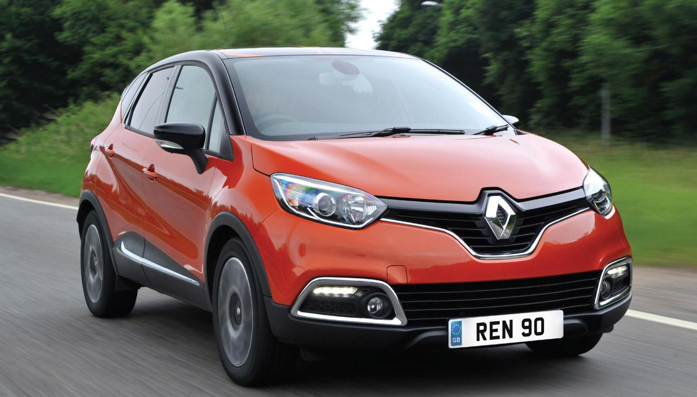 renault uk sales jump 55 on dacia clio and captur demand autoevolution. Black Bedroom Furniture Sets. Home Design Ideas