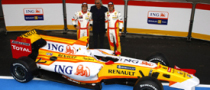 Renault Unveil New R29 for 2009
