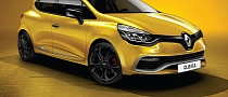 Renault Unveils New Clio RS 200 Turbo With Double-Clutch