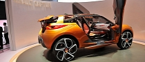 Renault Working on Redesigned Juke
