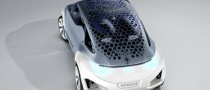 Renault Zoe, a SPA on Wheels...by Biotherm