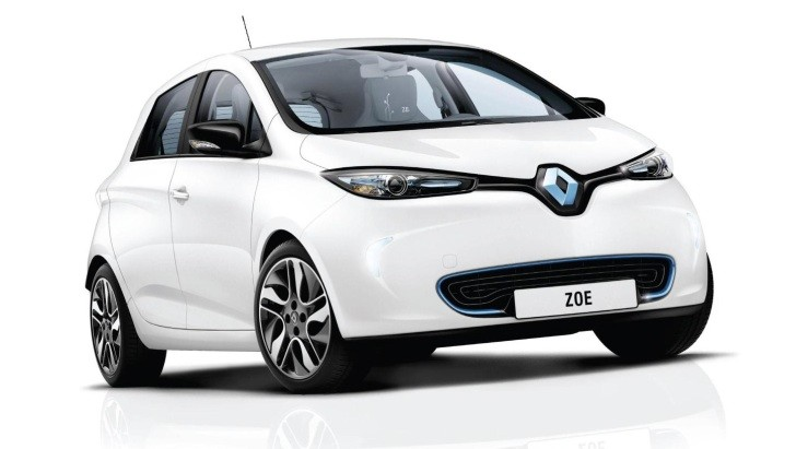 renault zoe and kangoo z e now coming with buyable battery autoevolution. Black Bedroom Furniture Sets. Home Design Ideas