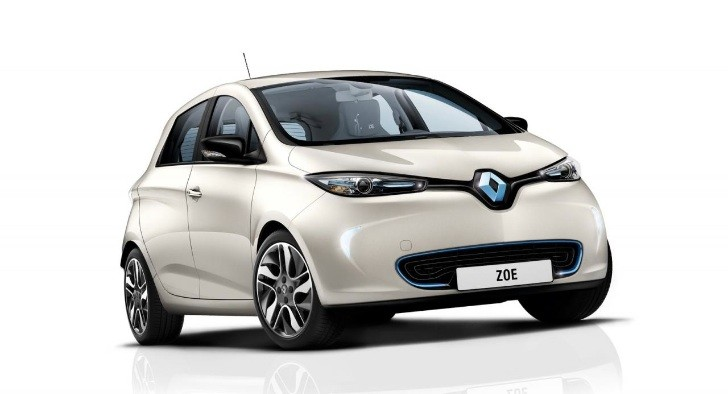 Renault Zoe EV Coming to Australia