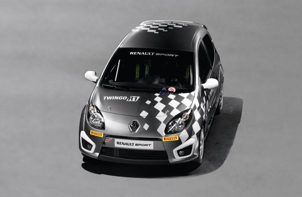 renaultsport announces uk twingo r1 and r2 trophies from 2012 autoevolution. Black Bedroom Furniture Sets. Home Design Ideas