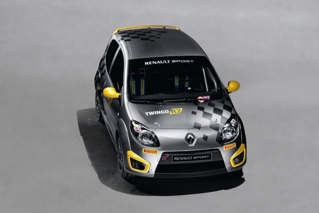 Renaultsport Announces UK Twingo R1 and R2 Trophies from 2012 ...