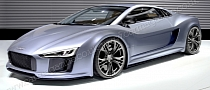 Rendering: 2014 Audi R8 Will Be True Supercar