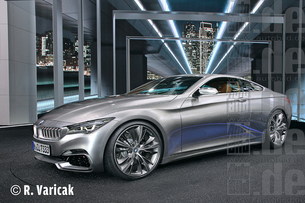 Rendering 2018 Bmw 6 Series Coupe Autoevolution