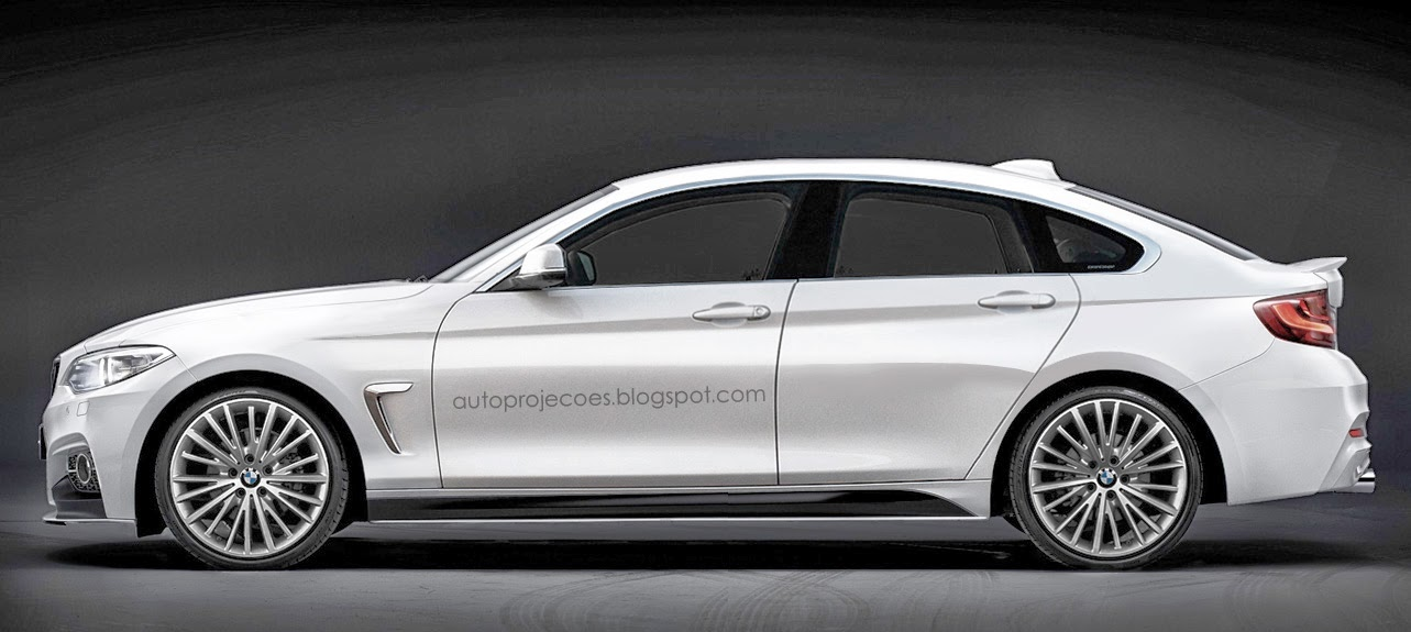 Rendering: BMW 2 Series Gran Coupe - autoevolution