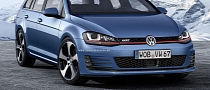 Rendering: VW Golf VII GTI Variant Is One Sexy Wagon