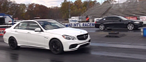 RENNtech-Tuned E 63 AMG 4Matic Runs 11s on The Drag Strip [Video]