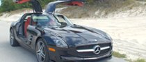 Renntech Tweaks the Mercedes SLS AMG [Video]