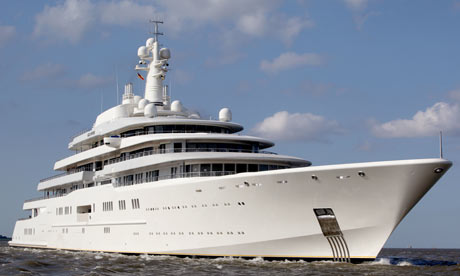 Rent Roman Abramovich S Eclipse Superyacht For 2m A Week