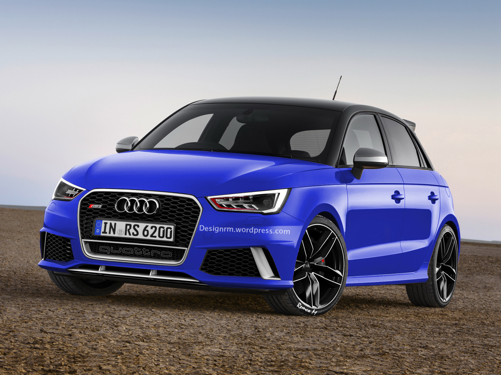 report audi rs1 bringing 310 hp to 2017 geneva motor show autoevolution. Black Bedroom Furniture Sets. Home Design Ideas
