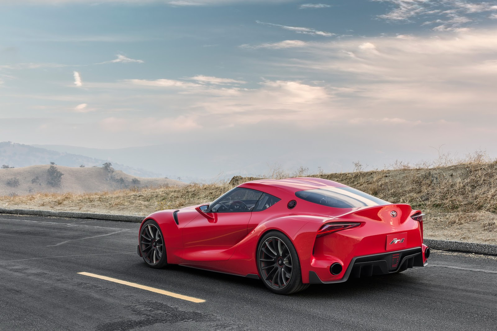Report: New Toyota Supra Might Not Be Called Supra - autoevolution