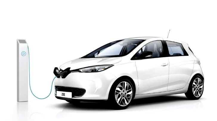 Reserve Your Very Own Renault ZOE for £49