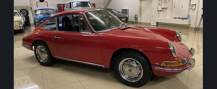 photo of Restored 1966 Porsche 912 Doesn't Show Its Age, Costs Only $50k image