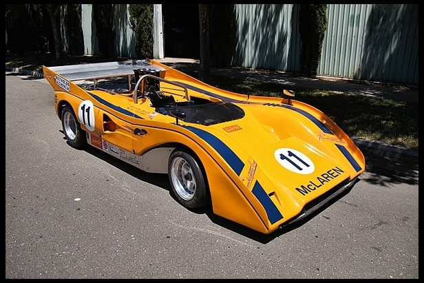 Restored McLaren M8E Goes Under the Hammer [Photo Gallery]