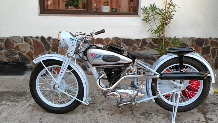 Restored Victoria KR35 Looks More than Sweet [Photo Gallery]