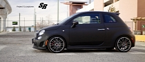 Restyled Fiat 500 Abarth by SR Auto [Photo Gallery]