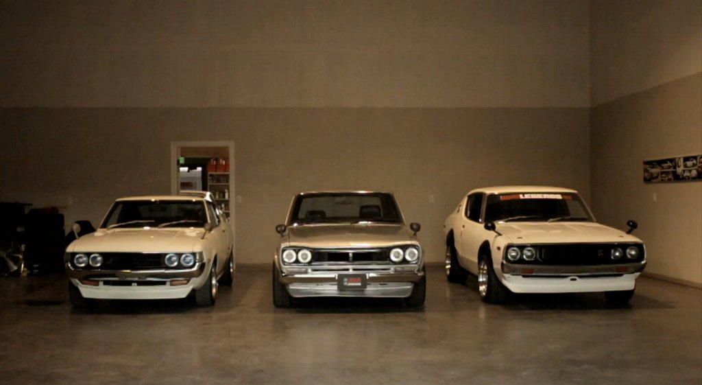 Retro Japanese Monsters Brought to the U.S. by JDM Legends ...