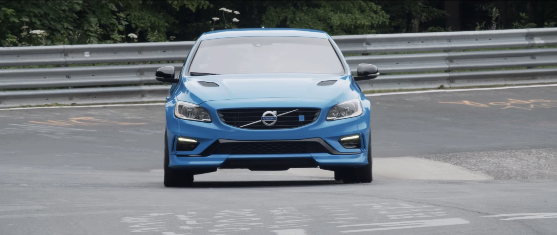 Volvo Drove An S60 Polestar At The Ring And Kept Its Time