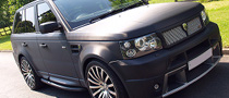 Revere London Carbon-Fibers the Range Rover Sport