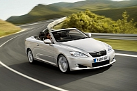 Lexus IS 250C photo