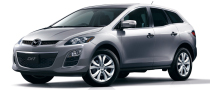 Revised Mazda CX-7 On Sale in Japan