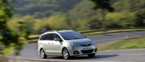 Revised Mazda Premacy Now on Sale