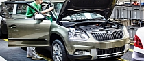 Revised Skoda Yeti Enters Production at Kvasiny Auto Plant