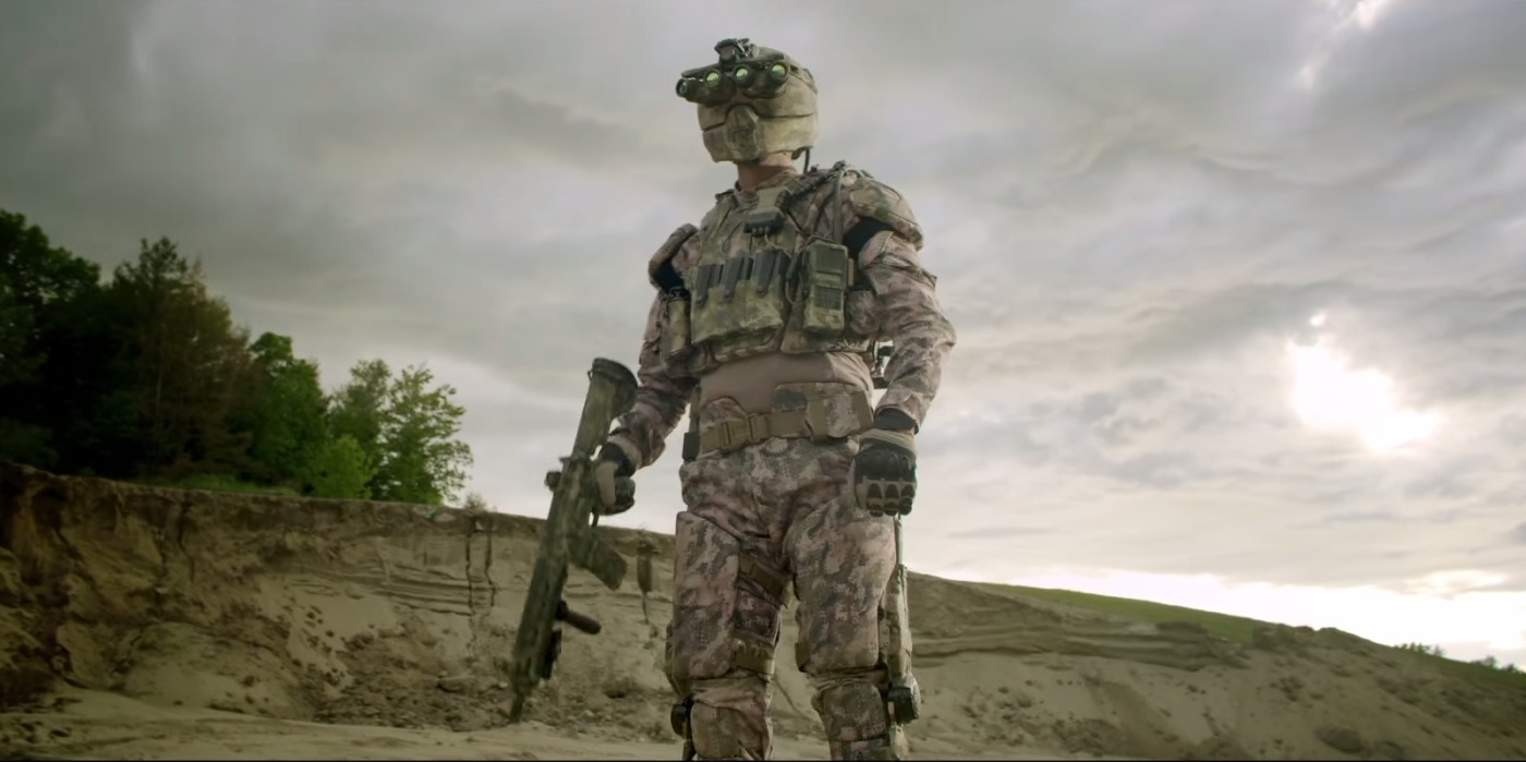 Revision Military's Exoskeleton Suit Brings Crysis Game to ... Military Exosuit