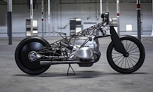 Revival Birdcage Motorcycle Previews BMW Motorrad Big Boxer Cruiser for U.S.