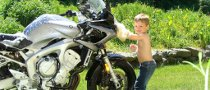Motorcycle Washing Tips