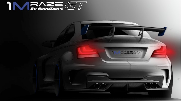 Revozport Previews the BMW 1M Raze GT [Photo Gallery]