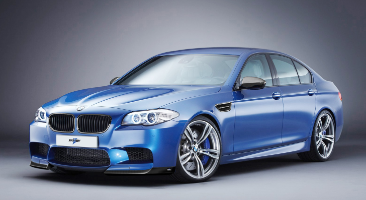 Revozport Reveals RZ Aerokit for the Elegance of the BMW M5 [Photo Gallery]