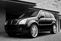 The Kahn Rexton will be sold in UK showrooms